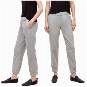 Wilfred Wool Cashmere Jogger Pants